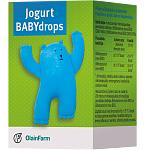 Maisto papildas Jogurt Babydrops lašai 10ml buteliuke su lašintuvu