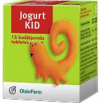 Maisto papildas Jogurt KID kramtomosios tabletės N15