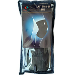 TONUS ELAST 9903 - 01 LUX raištis kelio sąnario fiksacijai,28 - 50cm, juodas
