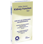 Testas inkstų funkcionavimo įvertinimas šlapime Home Kidney function Check N2