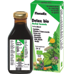 Maisto papildas Floradix Detox Bio 250ml