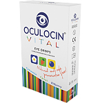 Oculocin Vital  natūralūs akių lašai 0.5ml N5