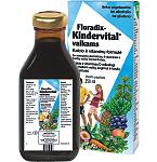 Maisto papildas Floradix Kindervital vaikams 250ml