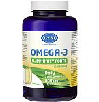 Maisto papildas Lysi Omega - 3 D3 Immunity Forte kapsulės N100