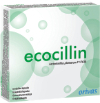 Ecocillin makšties kapsulės N6