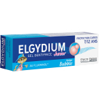 Elgydium Junior Bubble dantų pasta 50ml