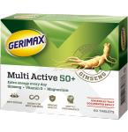 Gerimax Multi Active 50+ tabletės N60