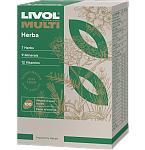 Maisto papildas Livol Multi Herba tabletės N100