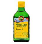 Maisto papildas Moller's žuvų taukai natūralaus skonio 250ml
