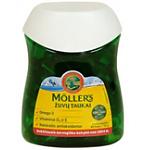 Maisto papildas Moller's žuvų taukai kapsulės N80