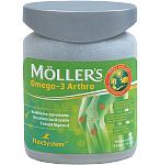 Maisto papildas Moller's Arthro kapsulės N76