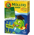 Maisto papildas Moller's Junior kapsulės N45