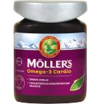 Maisto papildas Moller's Omega - 3 Cardio kapsulės N76