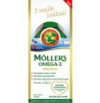 Maisto papildas Moller's Omega - 3 Premium 250ml
