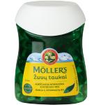 Moller's žuvų taukai kapsulės N80