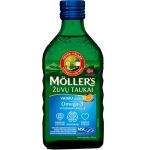 Moller's žuvų taukai vaisių skonio 250ml
