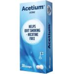Acetium Lozenge pastilės nuo rūkymo N30