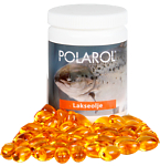 Maisto papildas Polarol lašišų taukai kapsulės N100