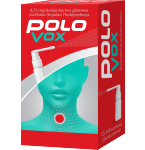 PoloVox 8.75mg/dozėje burnos gleivinės purškalas (tirpalas)