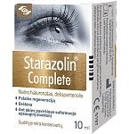 Starazolin Complete akių lašai 10ml
