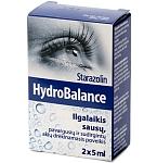 Starazolin HydroBalance drėkinamieji akių lašai 2 x 5 ml