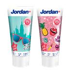 Jordan dantų pasta vaikiška 6-12 metų 50ml