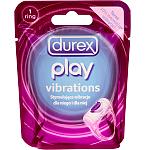 DUREX Play Vibrations vibruojantis žiedas