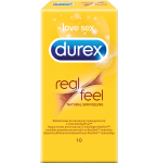 DUREX Real Feel prezervatyvai N10