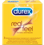 DUREX Real Feel prezervatyvai N3