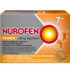 Nurofen Orange 100mg kramtomosios minkštosios kapsulės N12