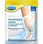 Scholl PediMask drėkinamoji pėdų kaukė su makadamijų aliejumi