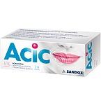 Acic 50mg/g kremas 2g