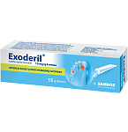 Exoderil 10mg/g kremas 15g