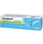 Exoderil 10mg/g kremas 30g