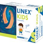 Maisto papildas Linex KIDS milteliai geriamajai suspensijai N10