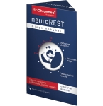 Maisto papildas BioChronoss neuroREST kapsulės N12