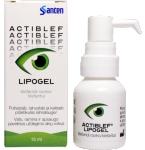 Actiblef Lipogel gelis blefarito pažeistų vokų higienai 15ml