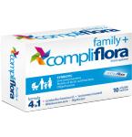 Maisto papildas CompliFlora family+ kapsulės N10