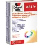 DOPPELHERZ aktiv Vitaminai diabetikams N30