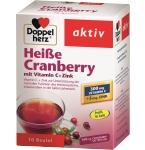DOPPELHERZ aktiv Heisse Cranberry (Hot Cranberry) N10