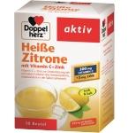 DOPPELHERZ aktiv Heisse Zitrone (Hot Lemon) N10