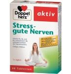 DOPPELHERZ aktiv Stress - gute Nerven tabletės N30