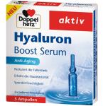 DOPPELHERZ aktiv Hyaluron Boost Serum 2ml N5