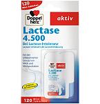 DOPPELHERZ aktiv Lactase 4.500 tabletės N120