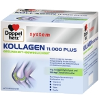 DOPPELHERZ system Kollagen 11.000 Plus 25ml N30