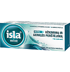 Isla - Mint Herbal Lozenges pastilės N30