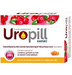 Maisto papildas Uropill Pamex plėvele dengtos tabletės N30