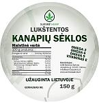 Kanapių sėklos lukštentos 150g