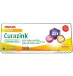 Curazink Immuno Forte braškių skonio pastilės N20