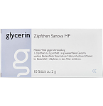 Glycerin žvakutės 2g N10